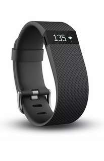 Fitbit Charge HR *Brand New* - Small in Black