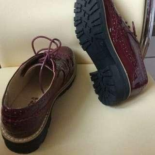 Oxford Shoes Belum Di Pakai