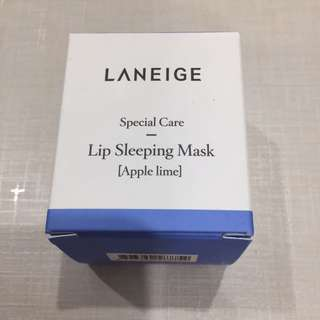 BNIB Laneige special care lip sleeping mask