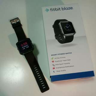 original fitbit blaze w accessories