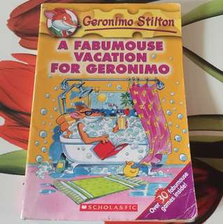 Geronimo Stilton-A Fabumouse Vacation For Geronimo