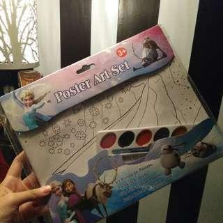 Frozen Colouring Pad Set