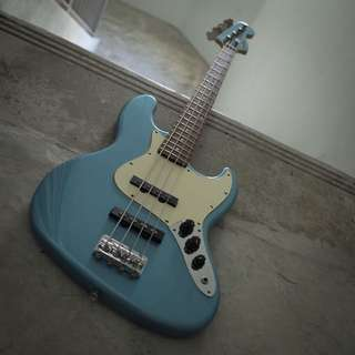 Grass Roots Jazz Bass