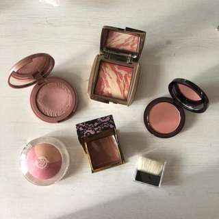 Various blushers to clear!!