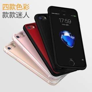 (淘寶$60優惠券)MALELEO蘋果6背夾充電寶超薄iPhone6s專用8電池plus便攜7P手機殼