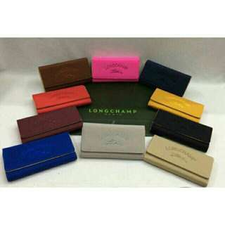 Longchamp wallet with box