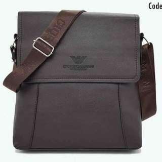 Leather Sling (Armani)