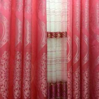 3in1 Set Curtain