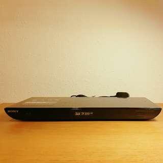 SONY bluray fullHD 3D BDP-S590 (行貨$1xxx)