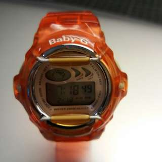 CASIO-BabyG Watch/85%NEW