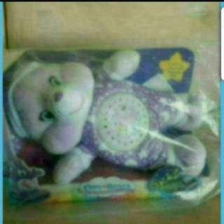 Instock Care Bears Magic Night Light Sweet Dreams Bear Talk And Light Up Children Good Night