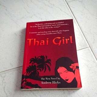 Thai Girl by Andrew Hicks