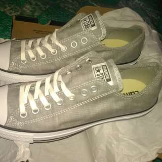 Converse ct Low Dolphin Grey