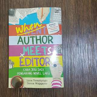When Author Meets Editor