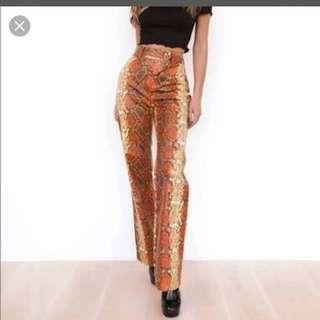 I am gia Shiraz pants