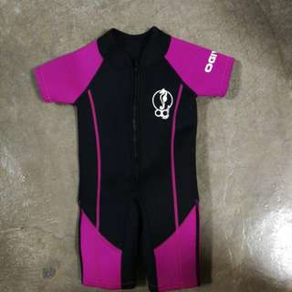 For sale. swimming suit for 12 month old bobies