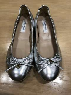 Sell for friends 🐶🐶🐶 L. K. Bennett (英國皇妃最愛) ballerina shoes with hidden heels