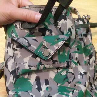 Marc by Marc Jacobs Camouflage Print Bag