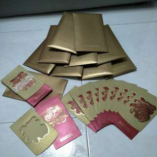 Merrill Lynch Red Packets (10 packs - 100 pieces)