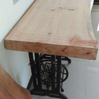 檜木大書桌