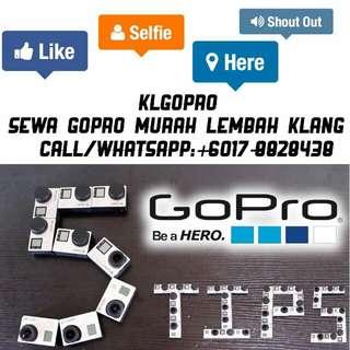 Sewa Gopro Hero 4 Silver/Hero4 Black/5 Black
