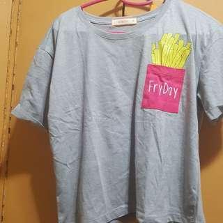 GTW POP FryDay Shirt