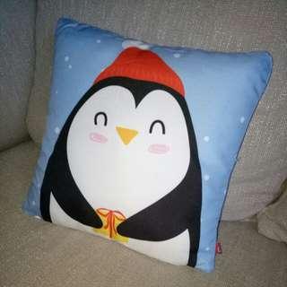 New Cushion pillow - cute penguin design