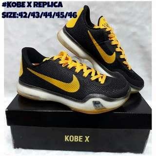 Kobe x