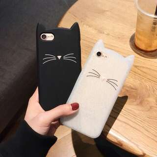 Soft Case Cute Kitty case