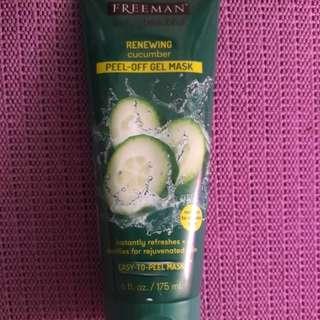 Freeman Peel-Off Mask Cucumber