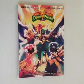 Mighty Morphin Power Rangers Vol 1 & 2