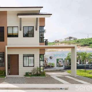 4 Bedroom House & Lot for Only 20k per month!!