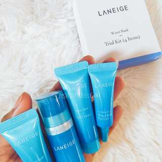 Laneige Water Bank Kit