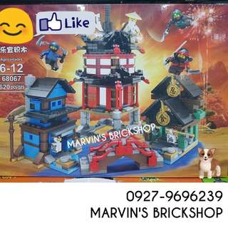 For Sale NINJAGO Temple Of Airjitzu
