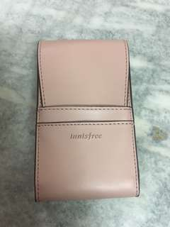 Innisfree Makeup Brush Pouch - Pink
