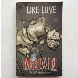 Like Love by Ed McBain