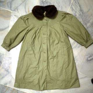 Girl Parka Jacket