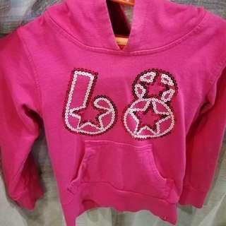 Espirit girl hoodie sweater (6-7y)