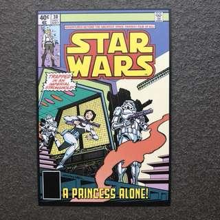 Starwars Postcards
