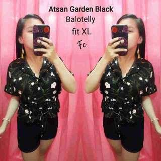 Atsan Garden Black