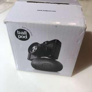 Ball pod