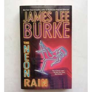 The Neon Rain byJames Lee Burke