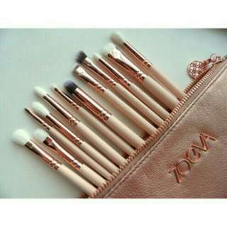 Zoeva Eye Brush Set