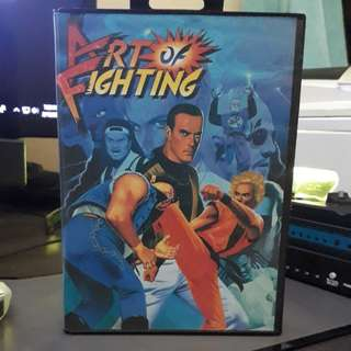 Art Of Fighting - Sega Mega Drive