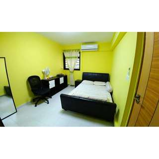 Near MRT..Beautiful Common bedroom for Rent (Hougang)
