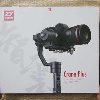 zhiyun crane plus INSTOCK!