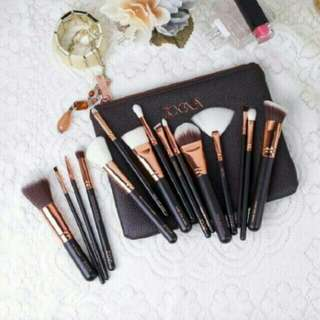 Zoeva 15pcs Brush Set