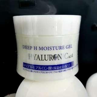 Japan Daiso Deep H Moisture Gel