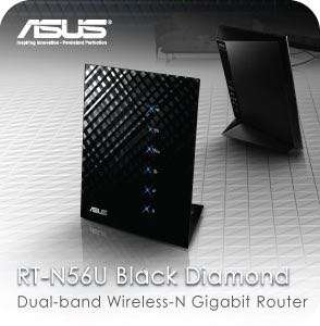 Dual-Band Wireless Router