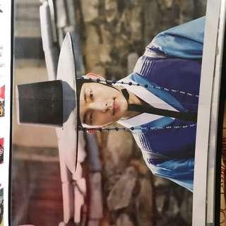 絕版 A3海報 李準基 Lee joon gi 夜行書生 雜誌附錄